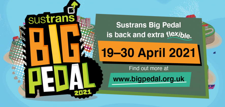 Big Pedal can make a big difference to schools and families