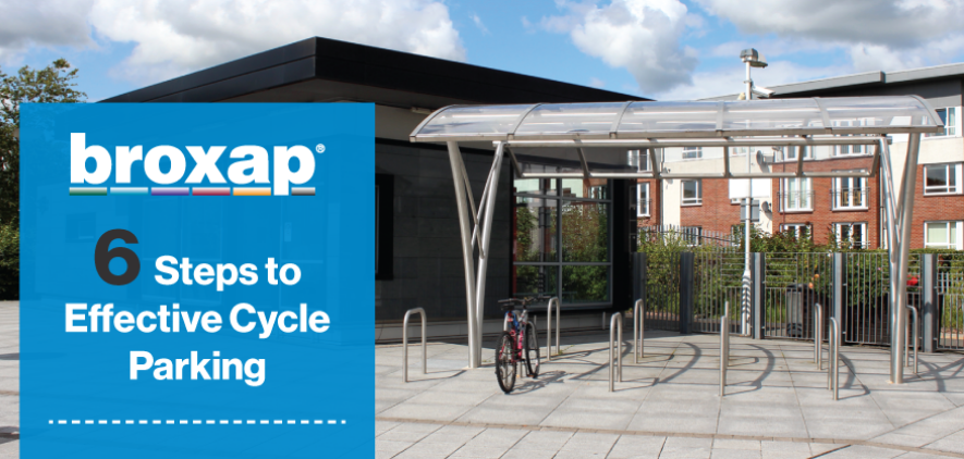 Six steps to effective cycle parking