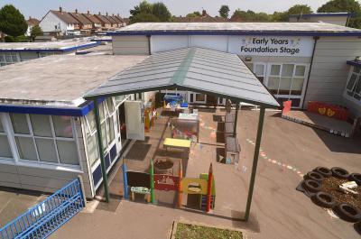 Elms Farm Primary & Nursery School, Sheldon, Birmingham