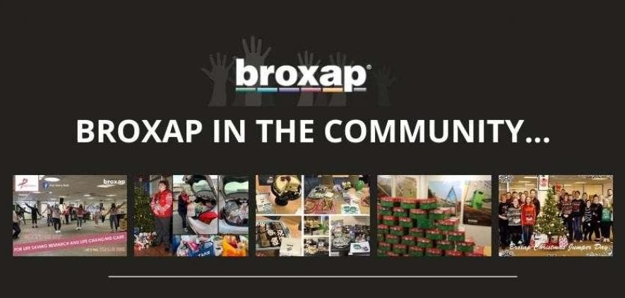 Coffee Morning | Hand Made Places | Broxap