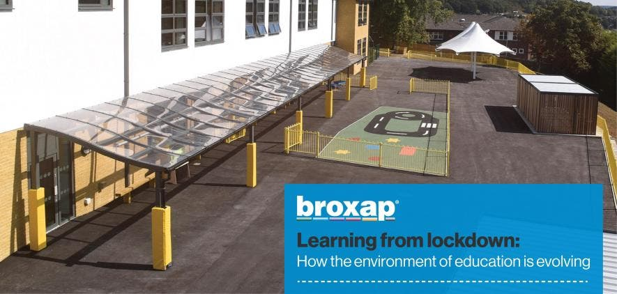 Learning from lockdown: how the environment of education is evolving