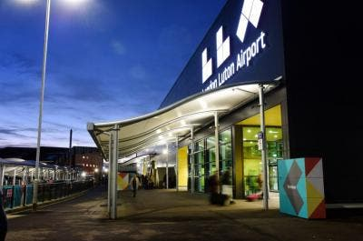 London Luton Airport   Tensile Structures   Case Studies