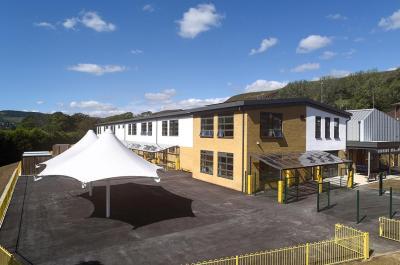 External Furniture for Schools