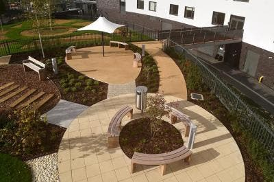 Royal National Orthopaedic Hospital Garden Furniture Package