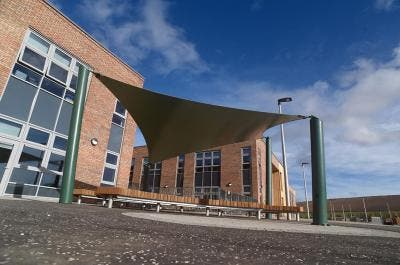 Wallyford Primary School External Works Package, Musselburgh, Midlothian   Broxap