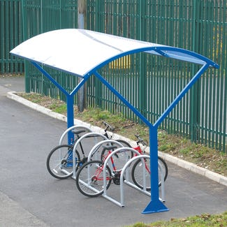 Castleford Cycle Shelter