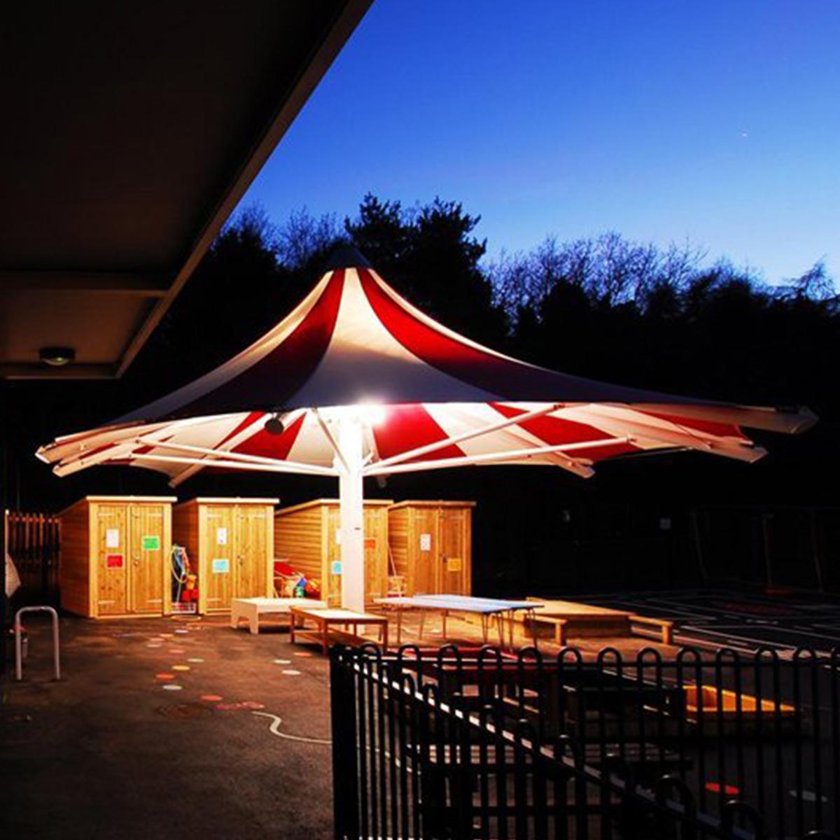 Big Top | Tensile Fabric Structure | Broxap
