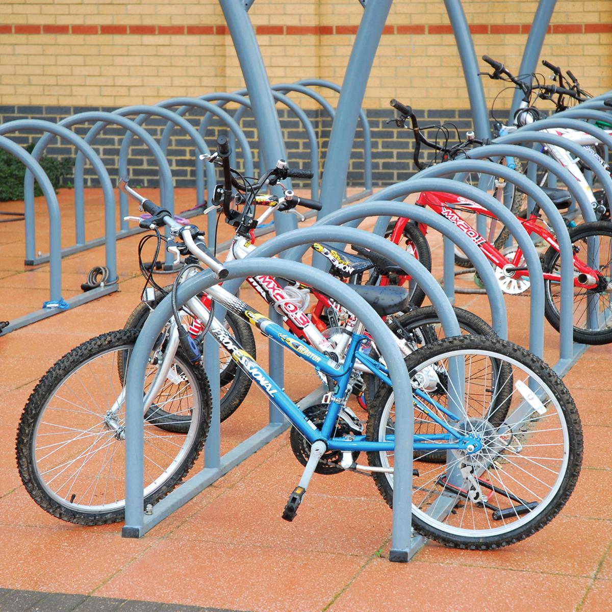 Harrogate Cycle Rack | Cycle Parking | Broxap