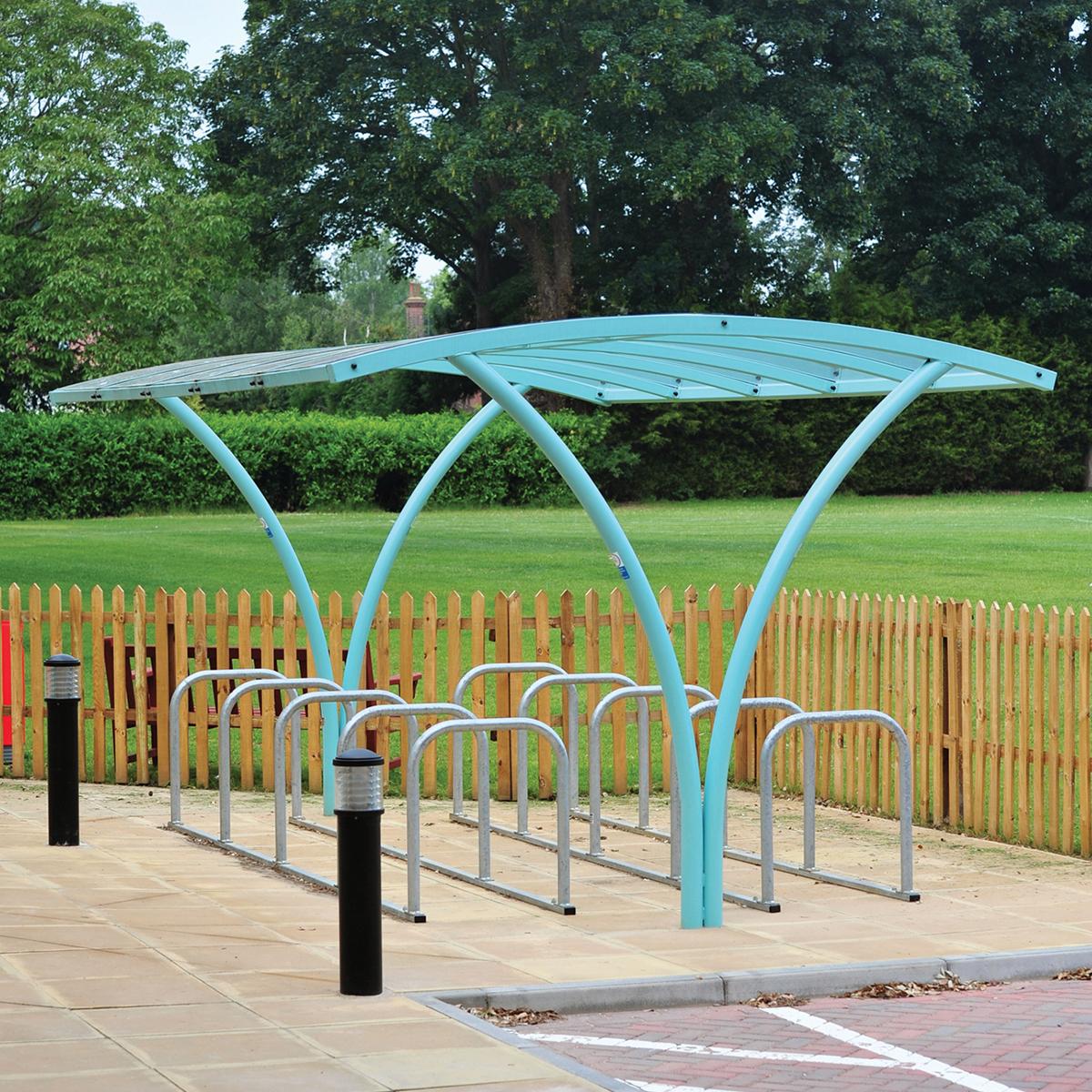 Cambridge Junior Cycle Shelter
