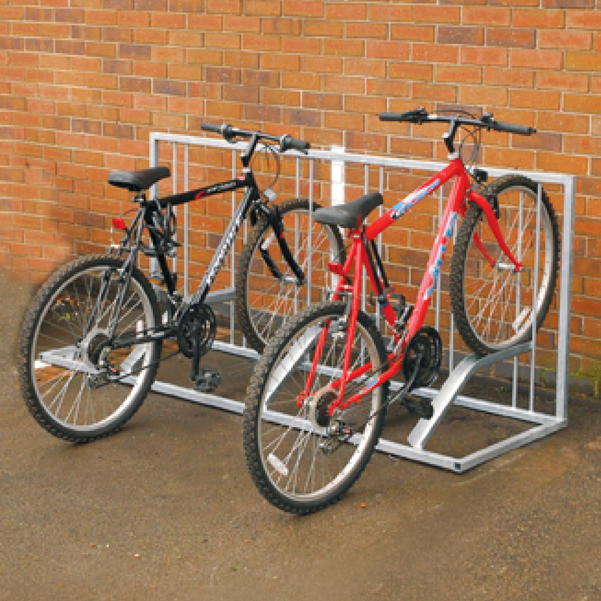 Soundwell Cycle Rack