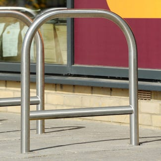 Sheffield Cycle Stand with Tapping Bar