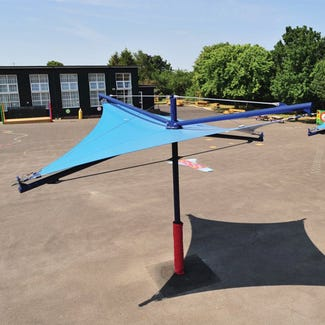 Kite Tensile Structure