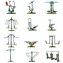 Complete Multi-Gym Package | Sunshine Gym | Outdoor Gym Equipment