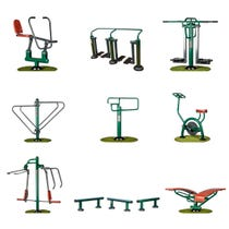 Ultimate Bootcamp Package | Sunshine Gym | Outdoor Gym Equipment Packages