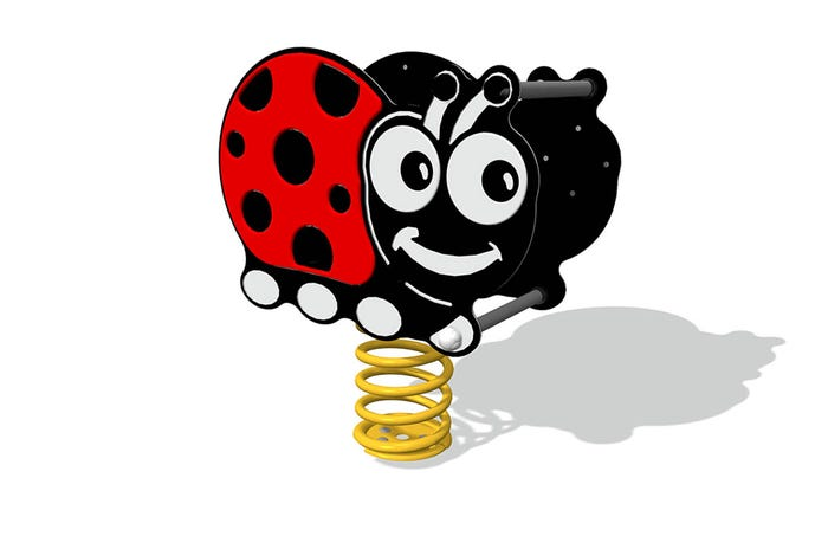Ladybird Springy