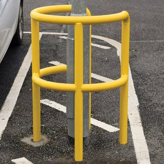 Lamp Post Protector - Round
