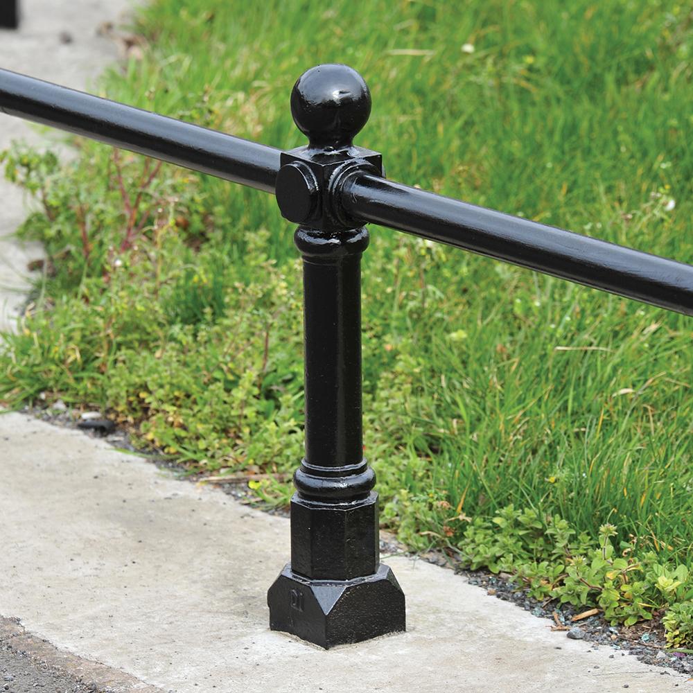 Weaver Ductile Iron Single Rail