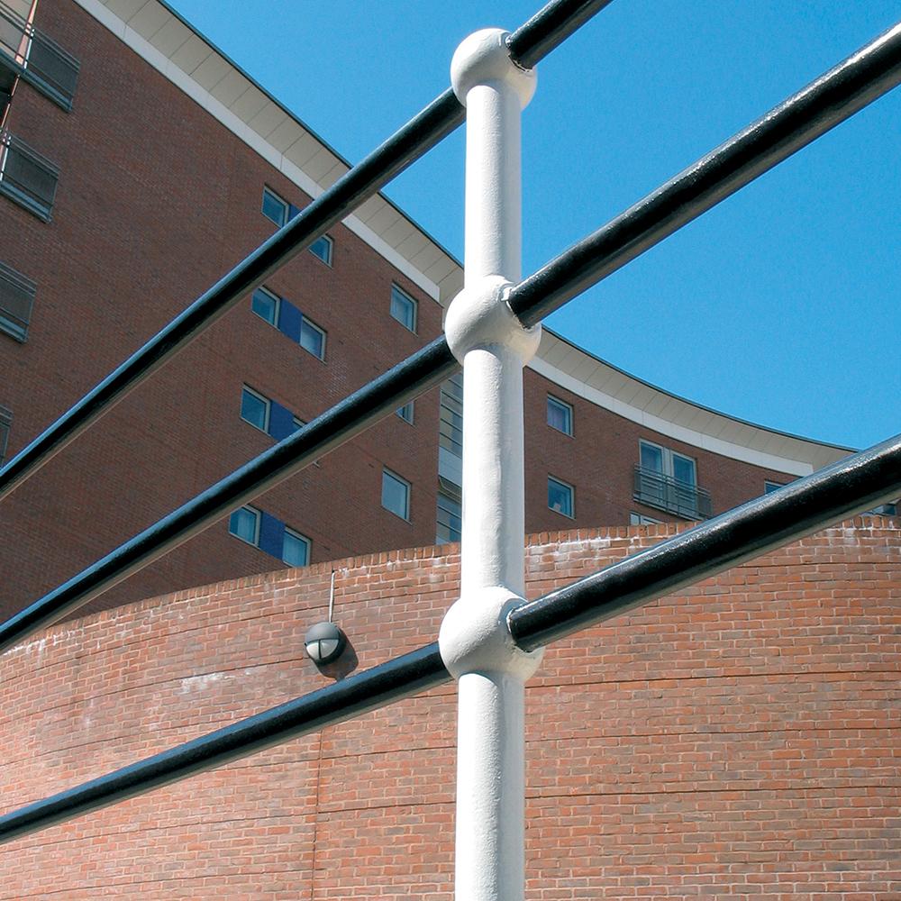 Pennington Ductile Iron 3 Rail