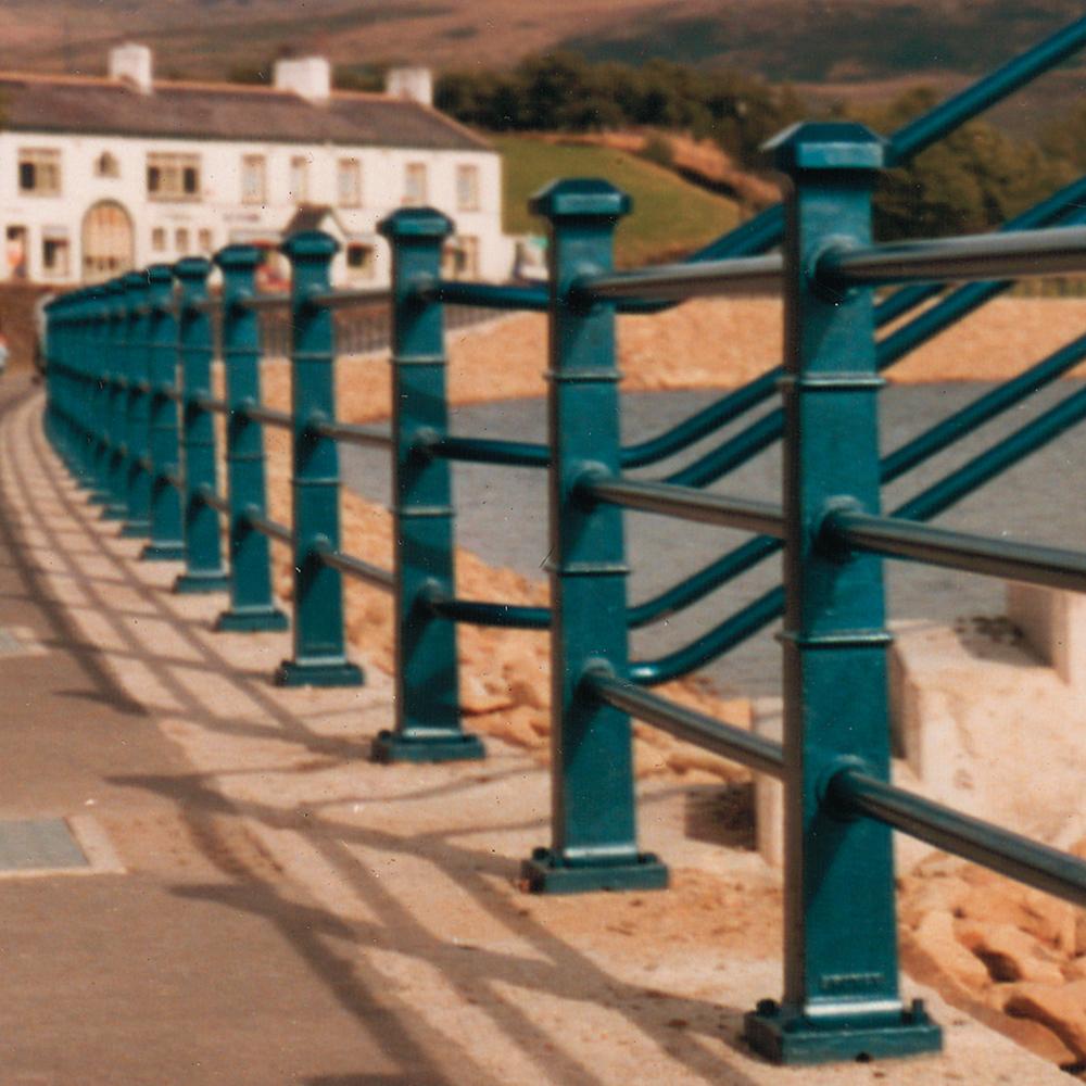 Promenade PU 3 Rail