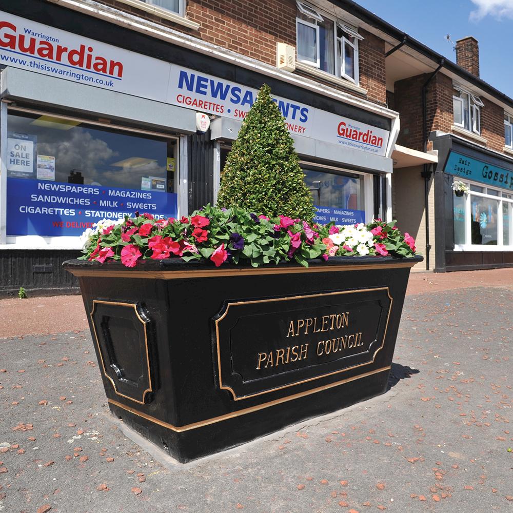 Oldham Standard Planter