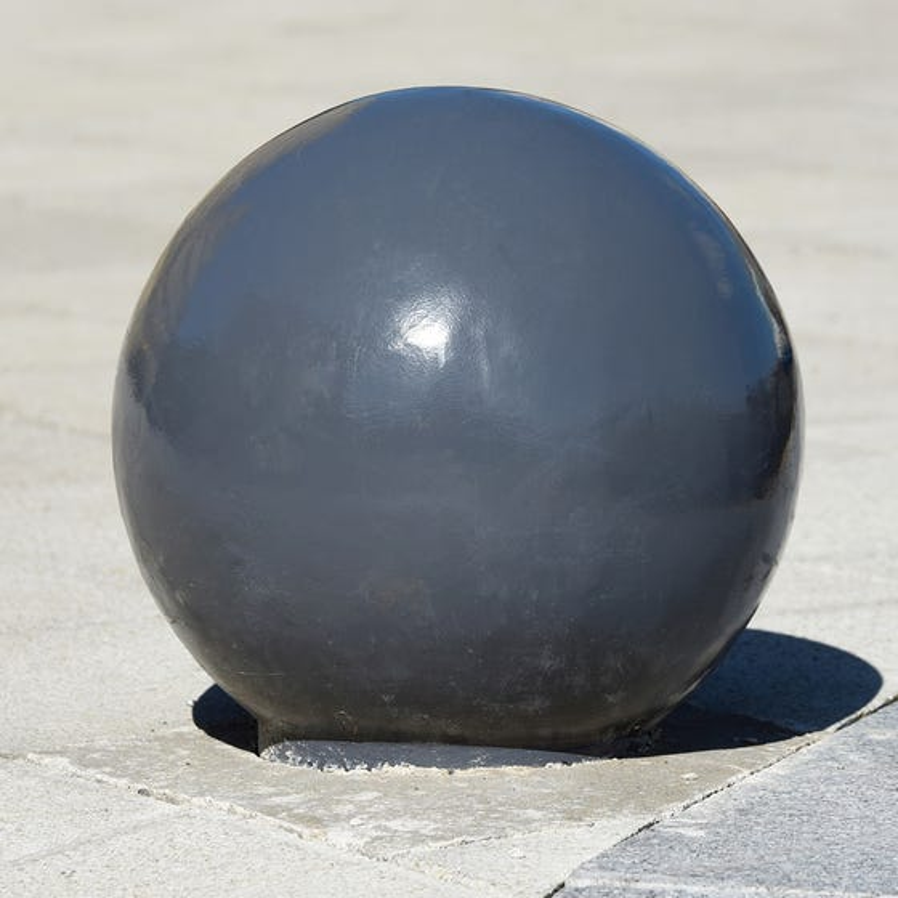 Spherical Cast Iron Bollard