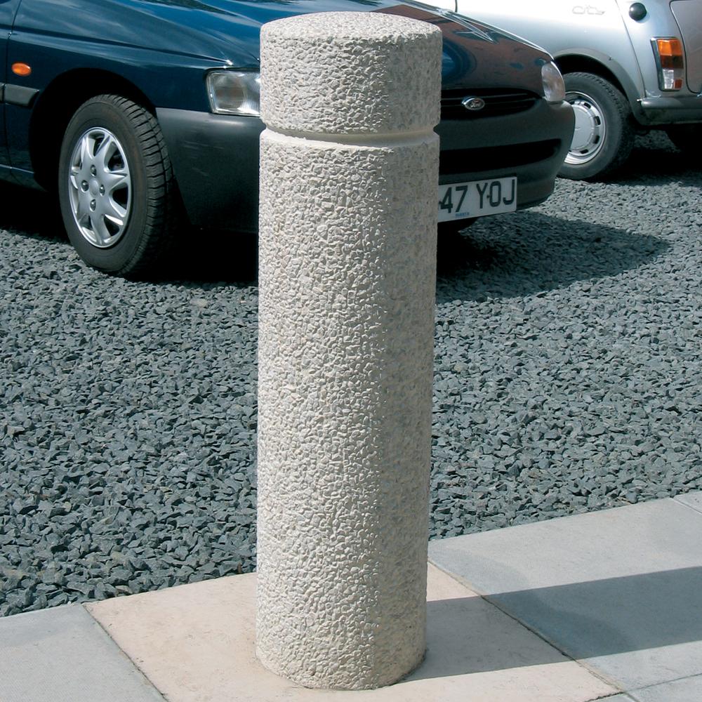 Plaistow Concrete Bollard
