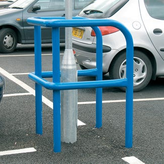 Lamp Post Protector - Square