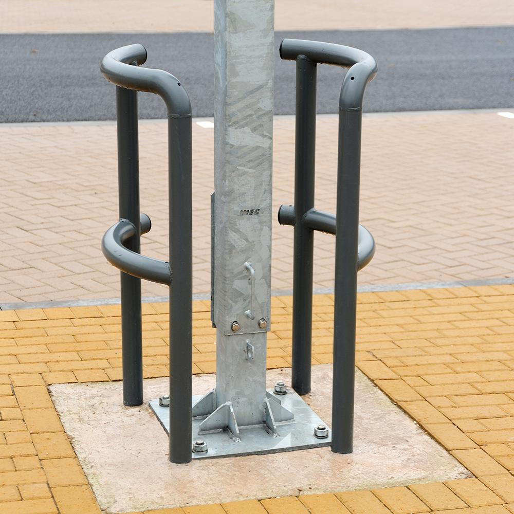 Lamp Post Protector - Split