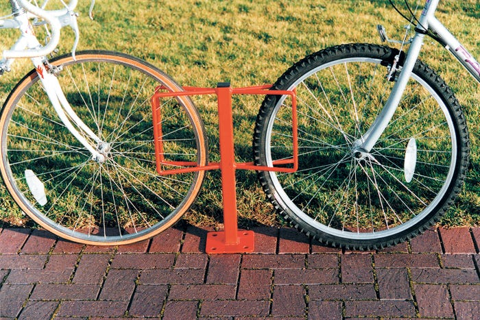 Trimdon Cycle Stand