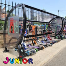 Sofco Junior Cycle Shelter