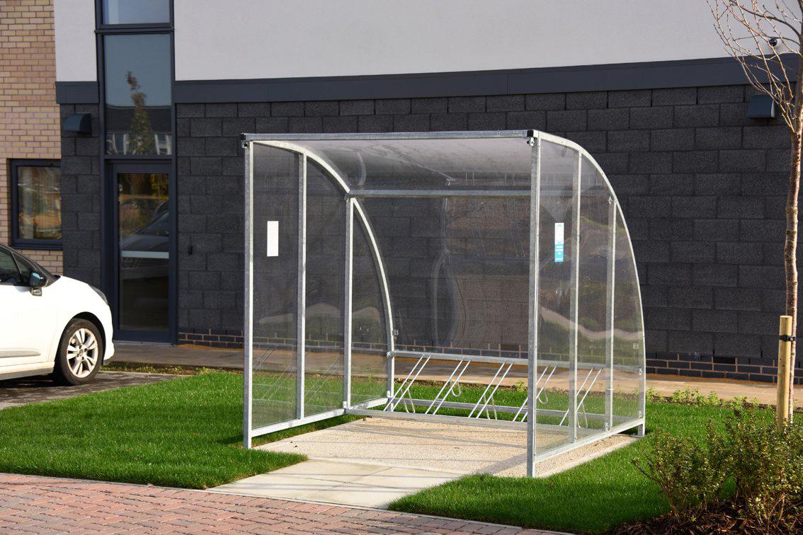 Eccleston Economy Cycle Shelter