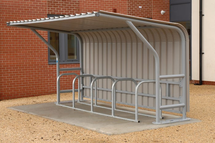 Sovereign Cycle Shelter