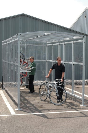 Galloway Cycle Shelter