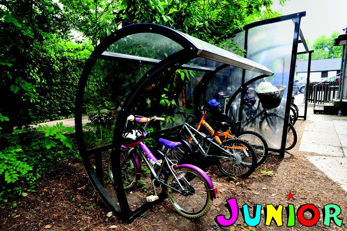 Lunar Junior Cycle Shelter