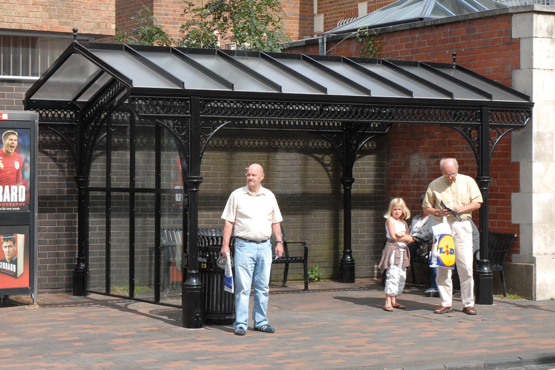 Durham Bus Shelter