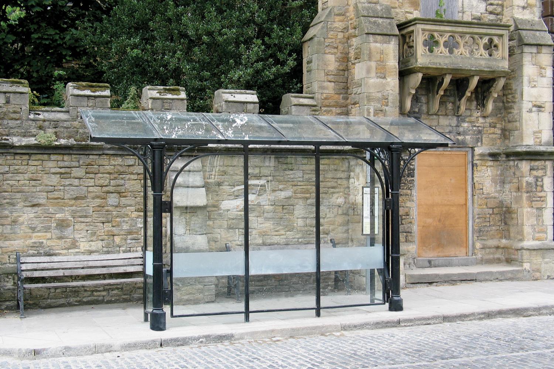 Stanhope Bus Shelter