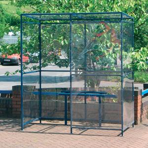 Ecobus Passenger Shelter