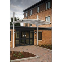 Brownhills Entrance Canopy