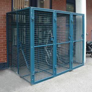 Whickham Cycle Locker