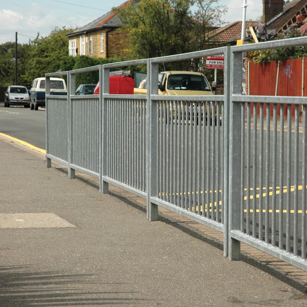 Pedestrian Guardrail