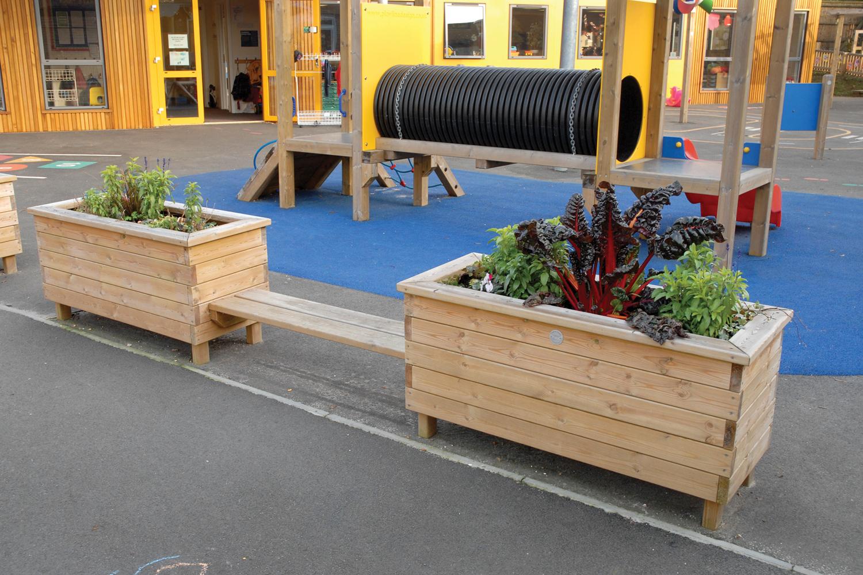 Devon Planters & Seating