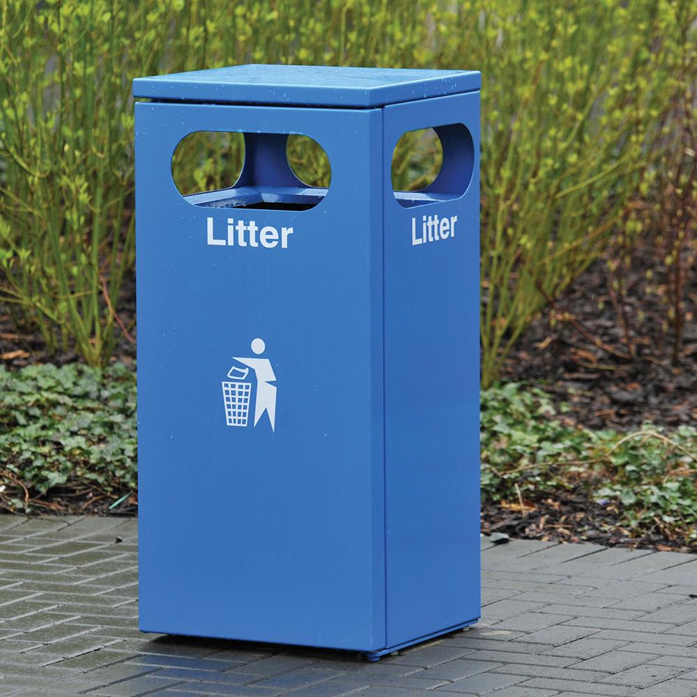 Buxton Litter Bin