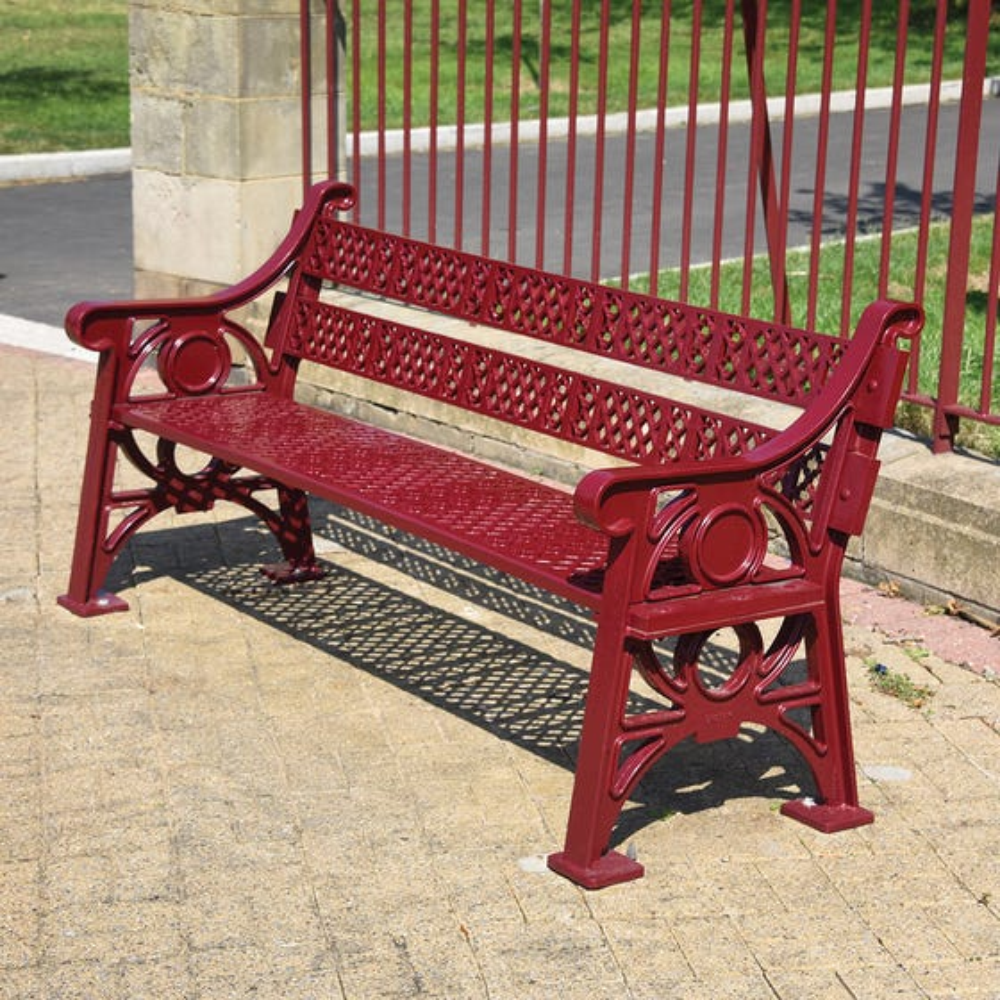 Coalbrookdale Seat