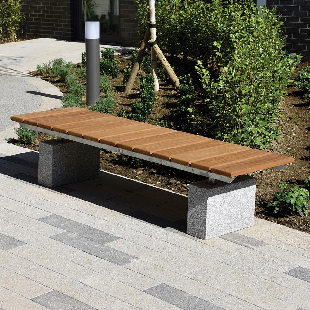 Hemstone Bench