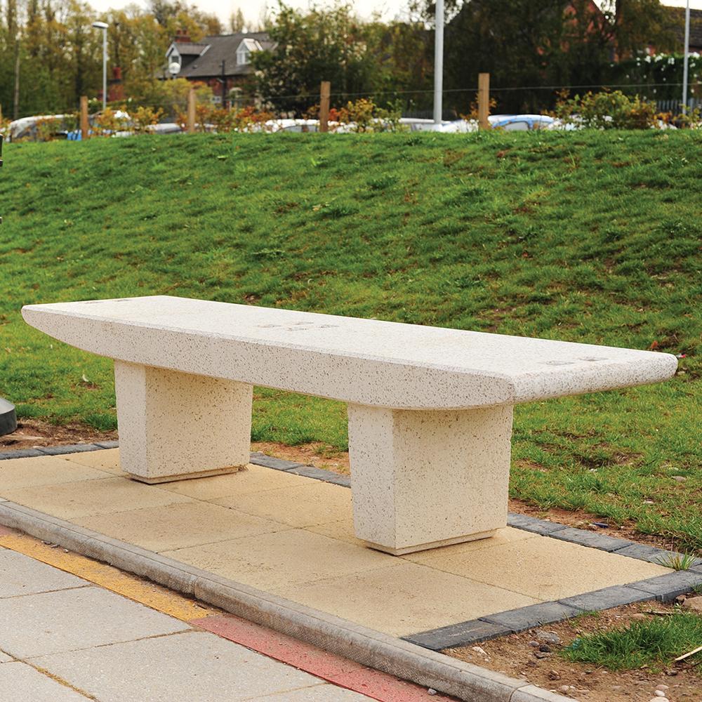 Chantry Standard Bench