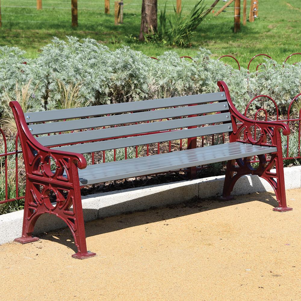 Eastgate 'Anti Vandal' Seat