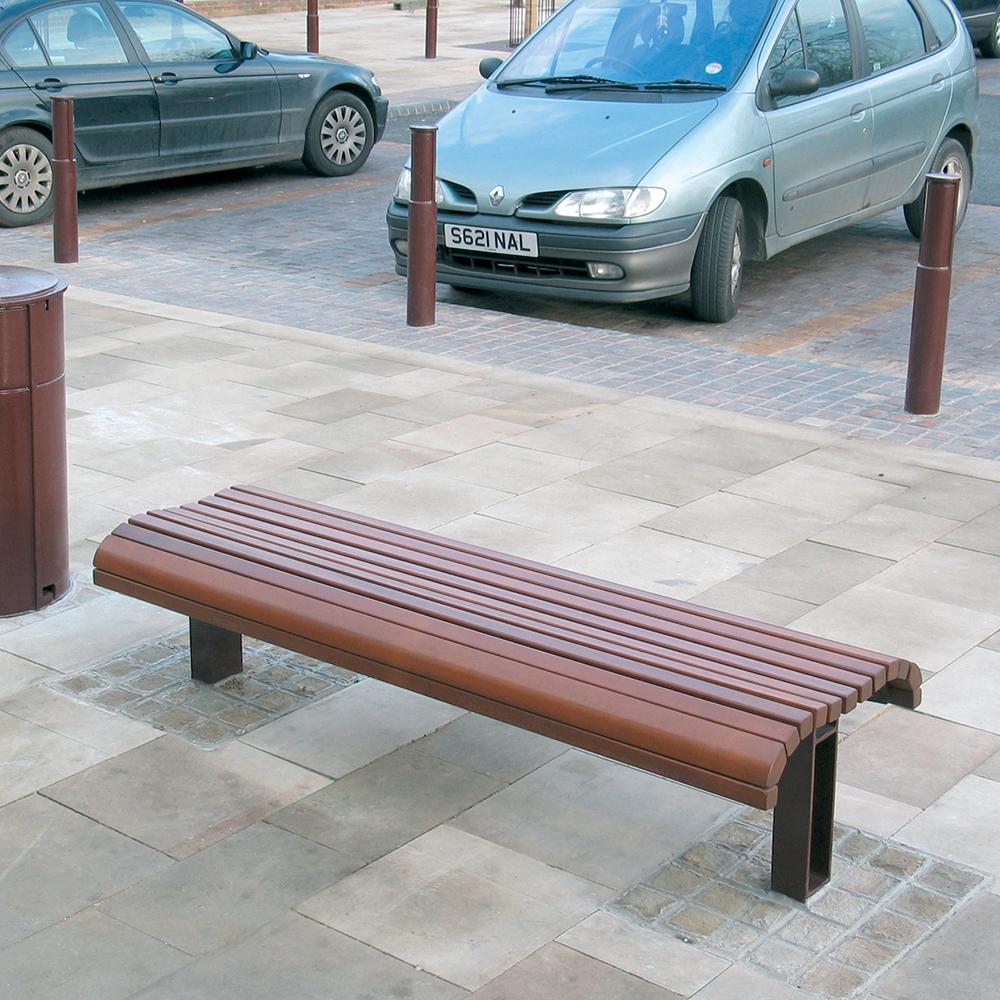 Pierhead Bench