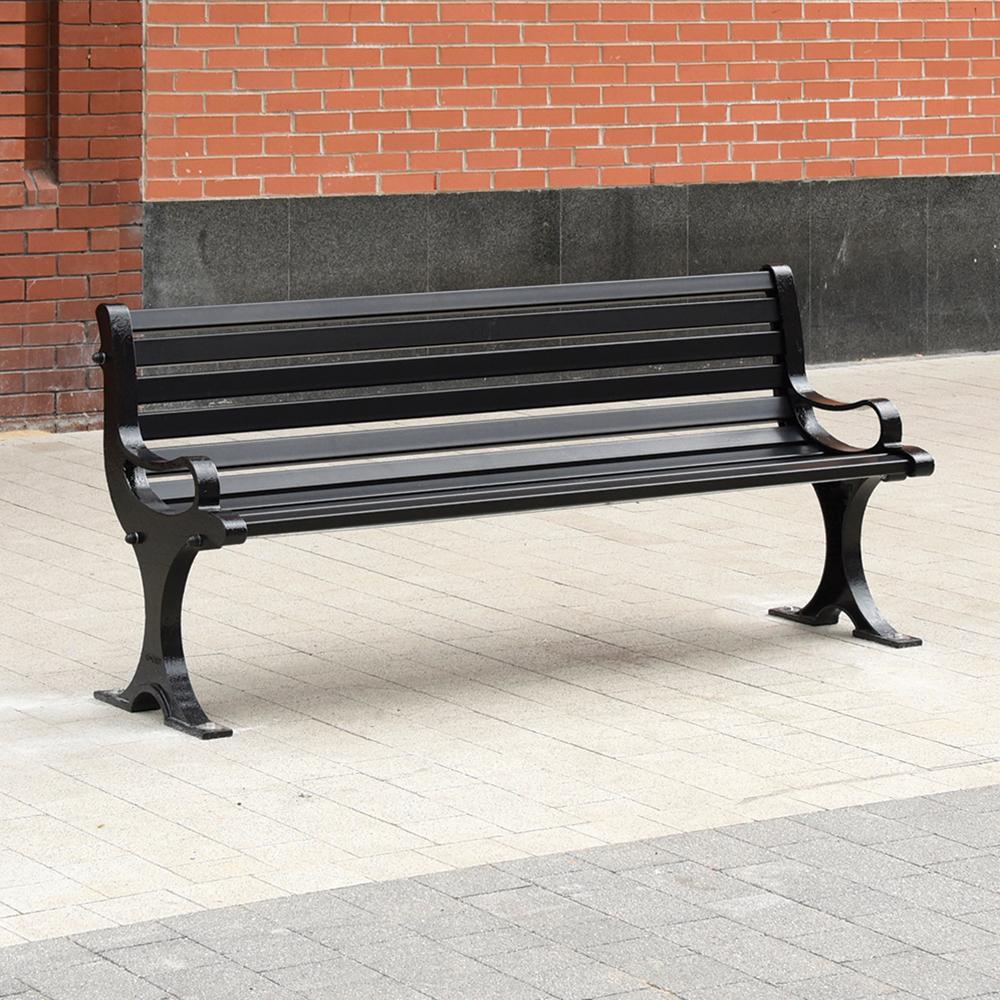 Blackburn 'Anti-Vandal' Seat