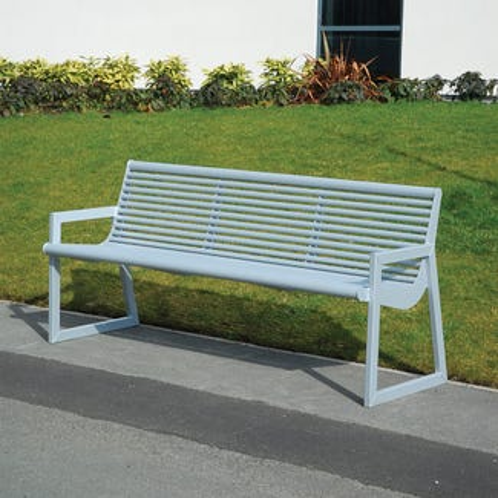 Cumbernauld Steel Seat