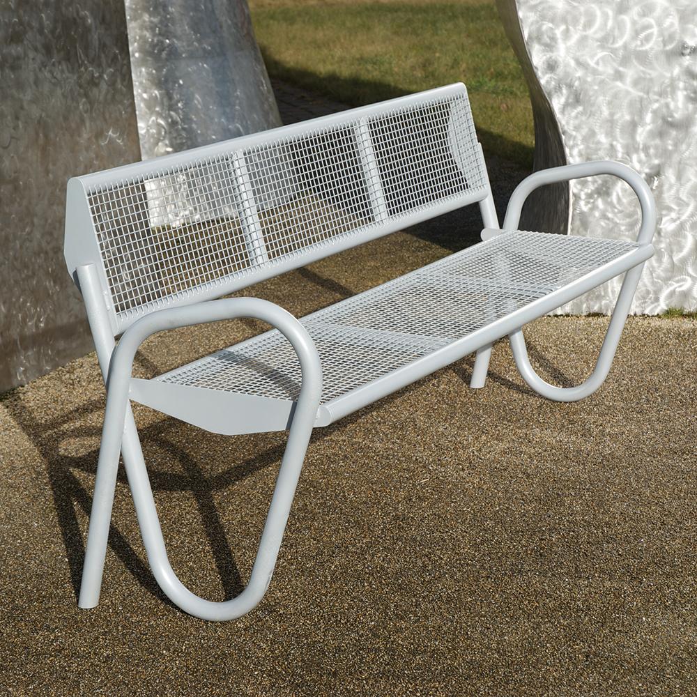 Polmont Steel Seat